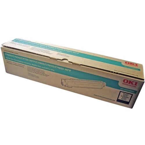 Тонер-картридж OKI 42918964 для C9600, C9650, C9800 черный (15,000 стр.)