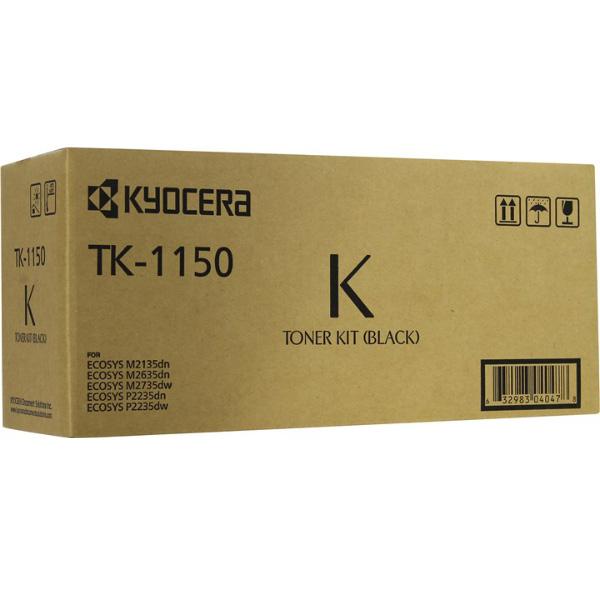 Тонер-картридж Kyocera TK-1150