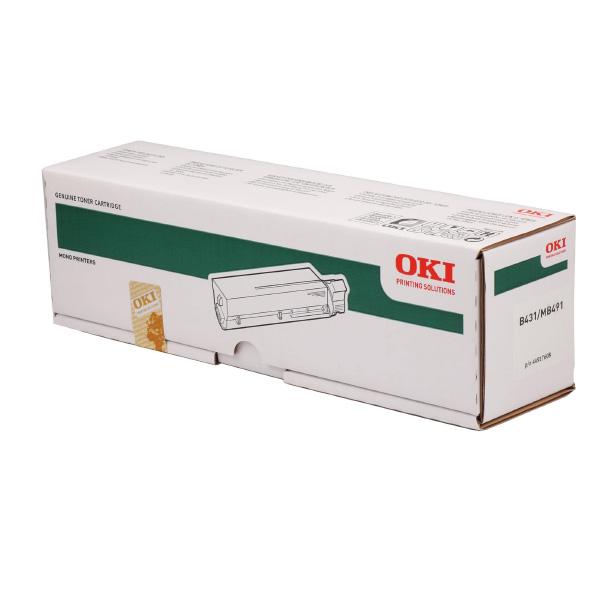 Тонер-картридж OKI 44917608 для B431, MB491 (12,000 стр.)