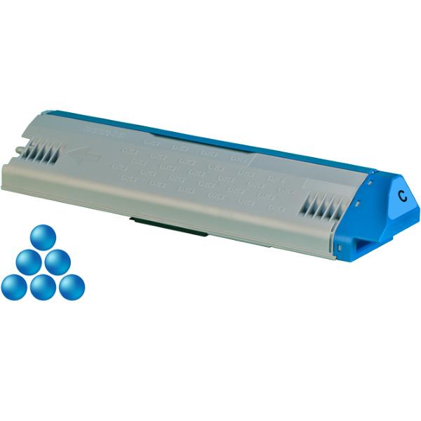 Тонер-картридж OKI 45536415 для C911, C931 голубой (24,000 стр.)