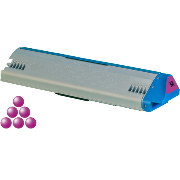 Тонер-картридж OKI 45536414 для C911, C931 пурпурный (24,000 стр.)