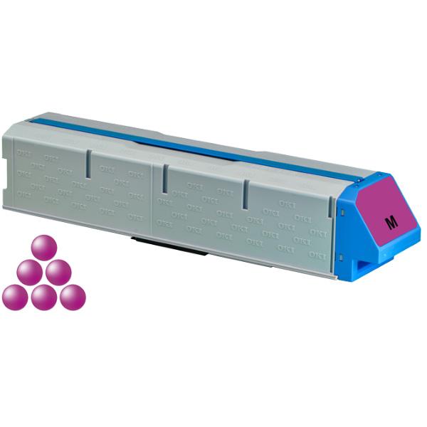 Тонер-картридж OKI 45536506 для C931 пурпурный (38,000 стр.)