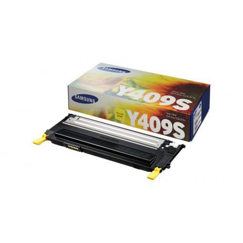 Тонер-картридж Samsung CLT-Y409S желтый