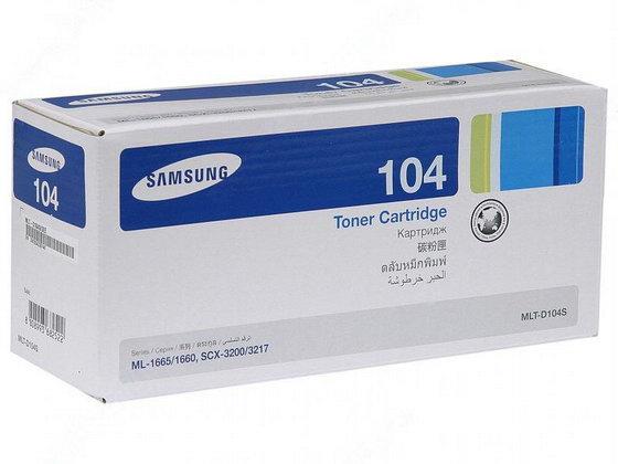 Принт-картридж Samsung MLT-D104S