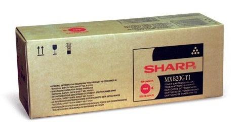 Тонер-картридж Sharp MXB20GT1