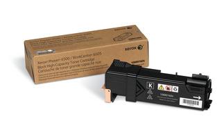 Тонер-картридж Xerox 106R01604 черный