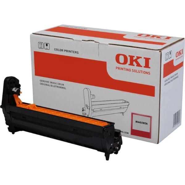 Картридж-фотобарабан для OKI C612 пурпурный