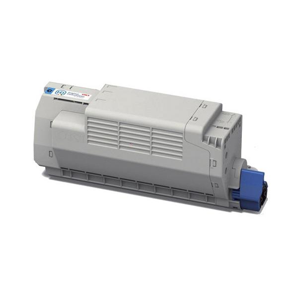Тонер-картридж OKI 45396303 для MC760, MC770, MC780 голубой (6,000 стр.)
